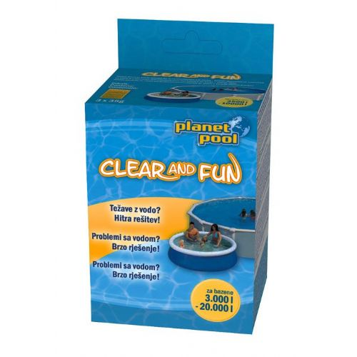 PP - Clear and Fun