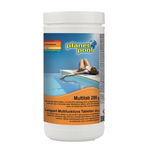 PP - Multitab 1 kg