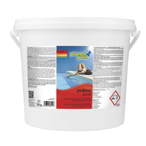 PP - pH minus granulat 15 kg