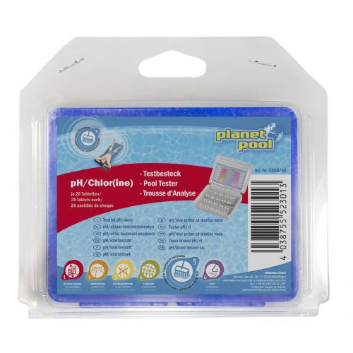 PP - Pooltester pH/Cl (blister)