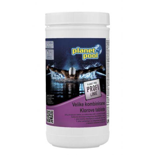 PP - Velike kombinirane klorove tablete 1kg