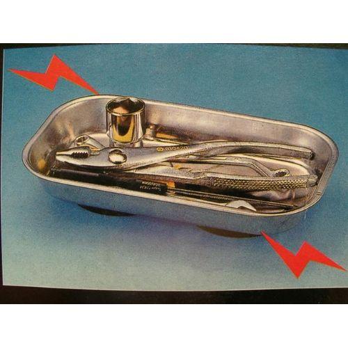 Pravokotni magnetni pladenj