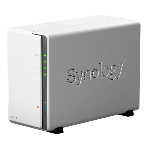 NAS Synology DS-216j 2