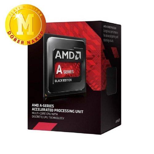 AMD A10-7860K 3,6/4,0GHz FM2+ BOX procesor