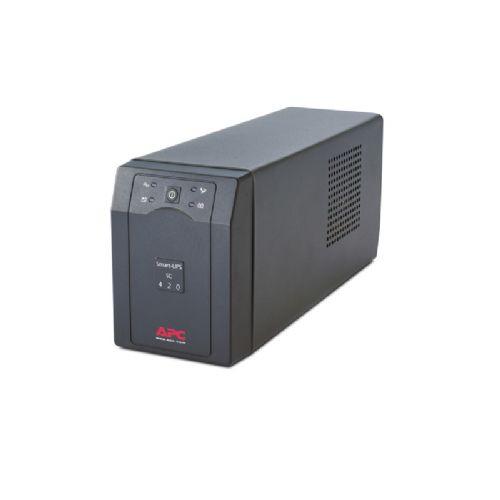 APC SMART-UPS SC420I Line-Interactive 420VA 230W UPS brezprekinitveno napajanje
