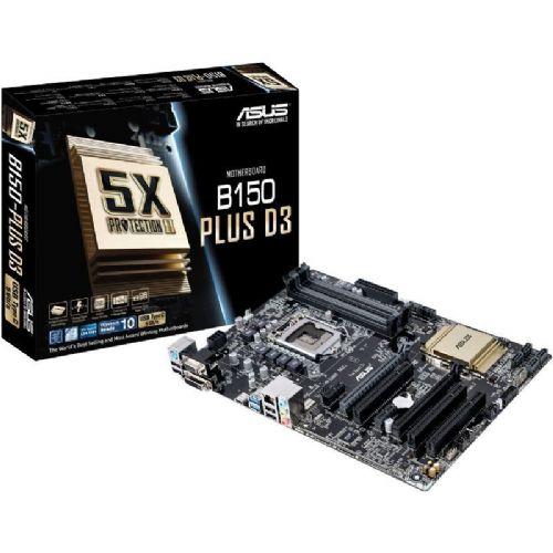 ASUS B150-PLUS D3 LGA1151 ATX matična plošča