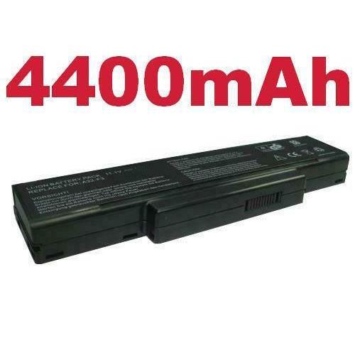 Baterija 4400mAh za MSI GX630X GX633 GX633X GX640 GX640X GX675X GX6
