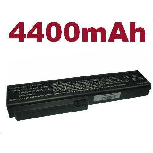 Baterija za Fujitsu Siemens Amilo SQU518 SQU522 4400mAh
