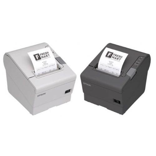 Blagajniški termalni tiskalnik EPSON TM-T88V serijski,USB vmesnik (C31CA85012)