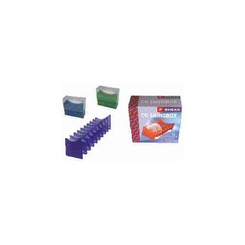 BOX SMEAD ZA 10CD HARMONIKA