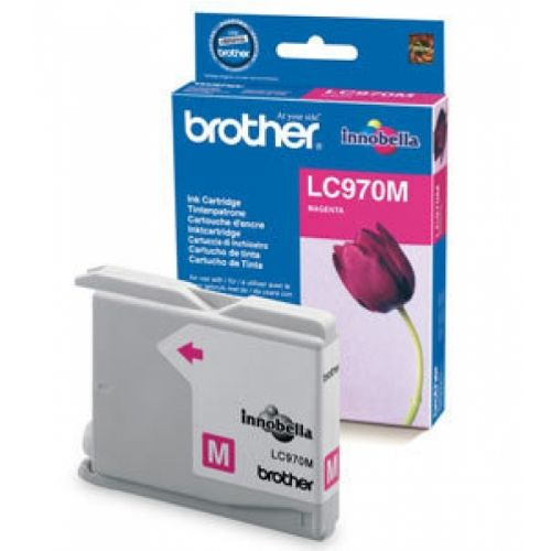 Brother LC-970 M magenta kartuša