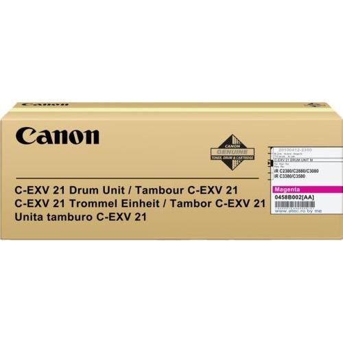 Canon C-EXV21 M boben