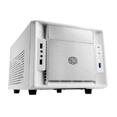COOLER MASTER Elite 120 Advanced White (RC-120A-WWN1) mini ITX belo ohišje