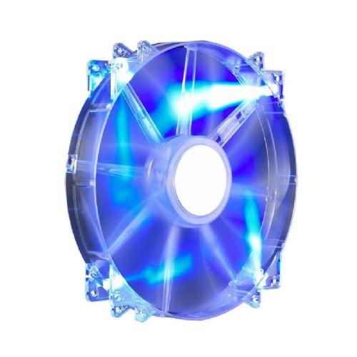 COOLER MASTER MegaFlow 200 Blue 200mm LED ventilator