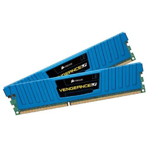 CORSAIR Vengeance Low Profile 8GB 1600MHz DDR3 BLUE (CML8GX3M2A1600C9) ram pomnilnik