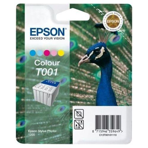 ČRNILO EPSON BARVNO SPH-1200 , STYLUS COLOR 900/900N (C13T00101110)