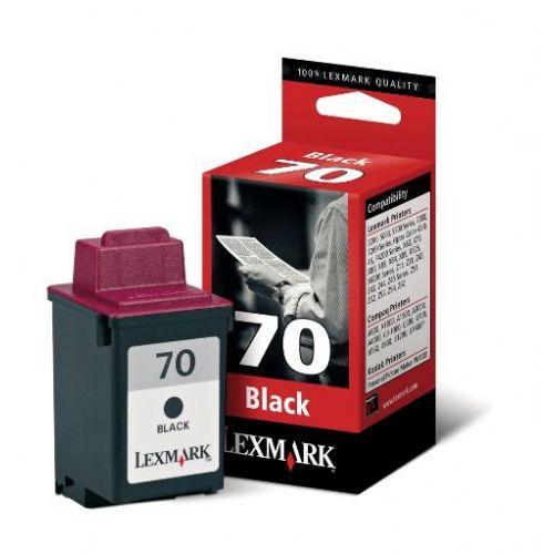 ČRNILO LEXMARK ČRNO ŠTEVILKA 70 (12AX970) (12AX970E)