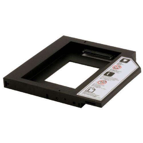 DELOCK 12,5mm nosilec za trde diske za prenosnike