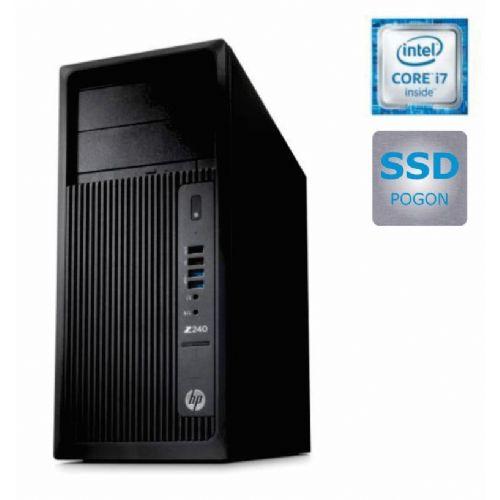 Računalnik HP Z240 i7/16GB/SSD 512GB/Windows 10 PRO/SFF   Y3Y32