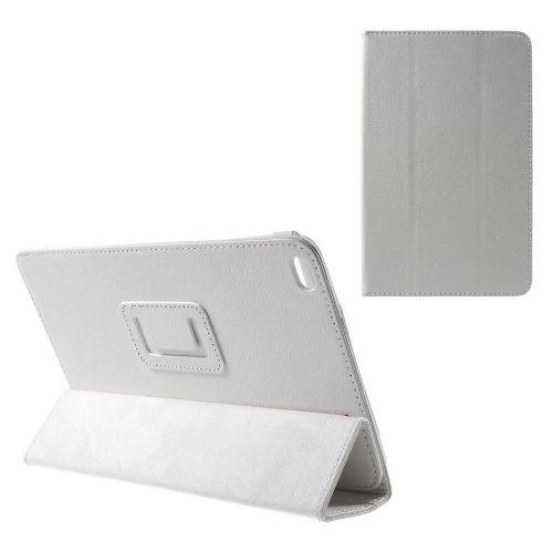 """Eleganten etui """"Litchi"""" za Huawei MediaPad T1 10 - bel"""
