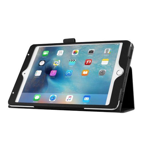 """Eleganten pameten etui """"Smart Litchi"""" za iPad Mini 4 - črn"""