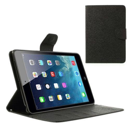 Etui Goospery Fancy Diary za iPad Mini 3 / Mini Retina / Mini - črn