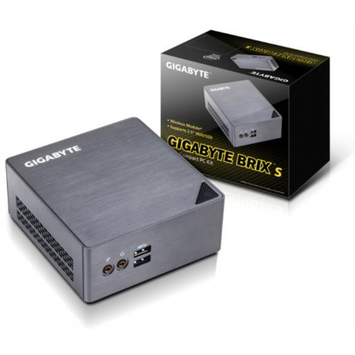 Mini računalnik Gigabyte BRIX i3 GB-BSI3H-6100