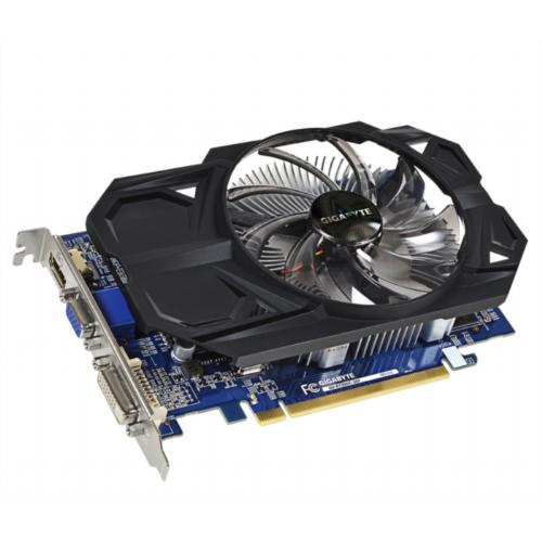 GIGABYTE grafična kartica R7 250 OC, 2GB GDDR3, PCI-E 3.0 - GV-R725OC-2GI