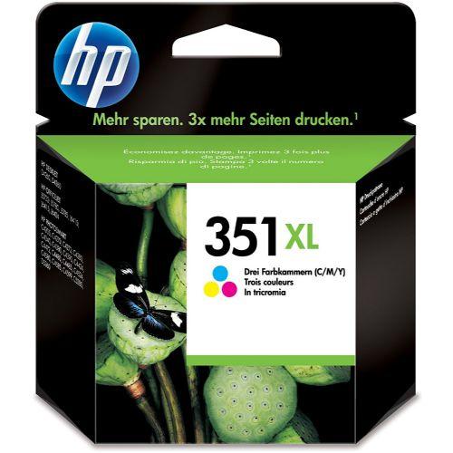 CB338EE barvno XL črnilo OfficeJet J5780 HP351XL