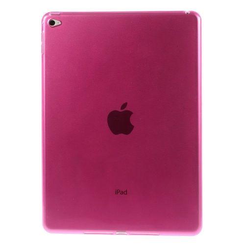Izjemno tanek 0.6 mm TPU gel ovitek za iPad Air 2 - magenta