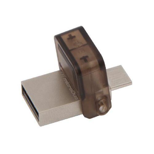 KINGSTON DataTraveler microDuo 32GB USB2.0 (DTDUO/32GB) USB ključ