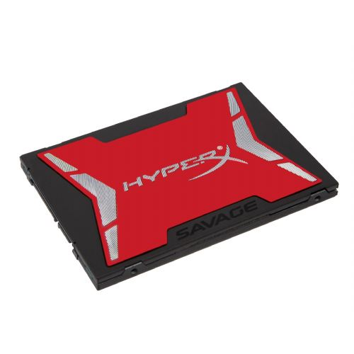 "KINGSTON HyperX Savage 120GB 2,5"" SATA3 (SHSS37A/120G) SSD"