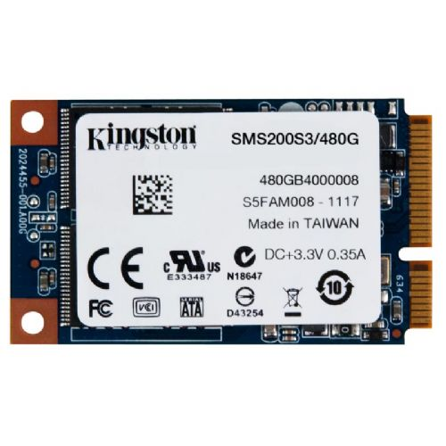 KINGSTON SSDNow mS200 240GB mSATA SATA3 (SMS200S3/240G) SSD