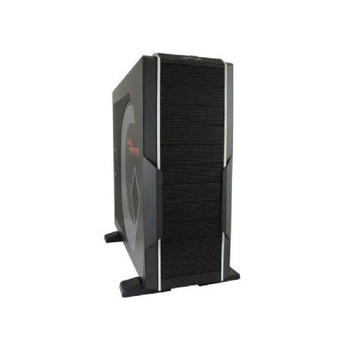 LC-POWER Gaming 971B Infiltrator Full ATX črno gaming ohišje