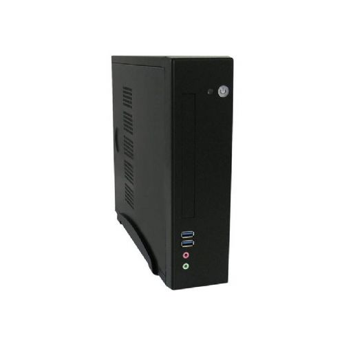LC-POWER LC-1320II mini ITX z 90W LC90ITX napajalnikom črno ohišje