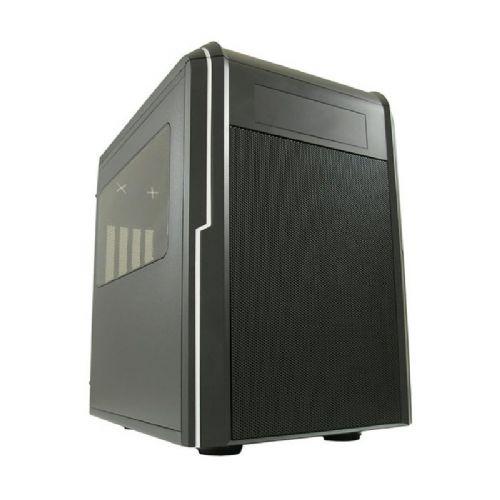 LCPOWER Gaming 977B Big Block micro ATX USB3.0 črno ohišje