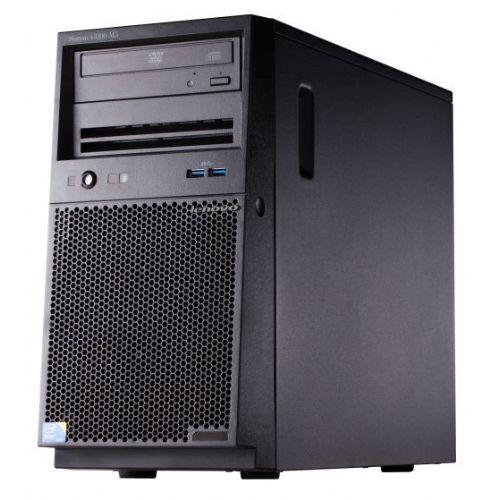 Strežnik IBM x3100M5 3,1GHz 8MB 8GB 0HD