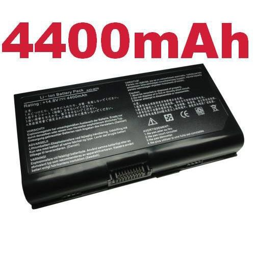 Li-Ion Baterija za ASUS G71V G71VG G72 G72V G72G G72Gx
