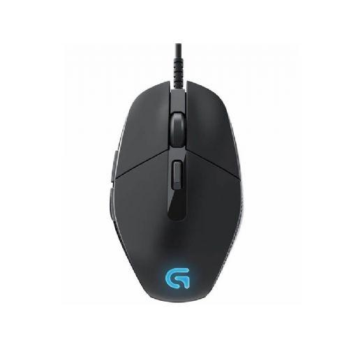LOGITECH G302 Daedalus Prime USB optična gaming črna miška