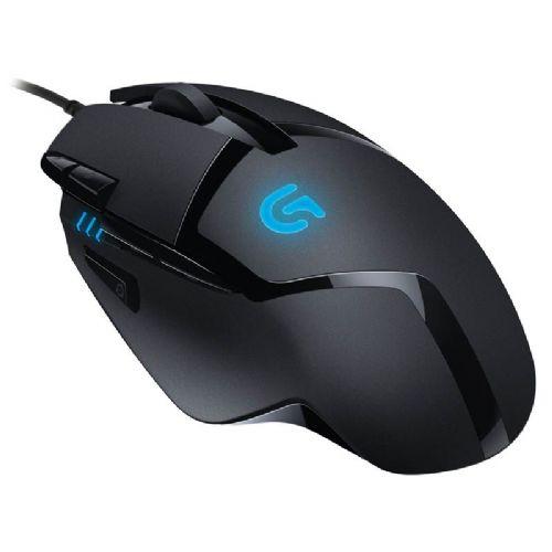 LOGITECH G402 Hyperion Fury USB Delta Zero gaming črna miška
