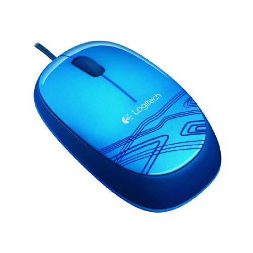 LOGITECH M105 USB Optična modra miška