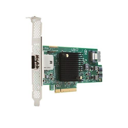 Kartica LSI 9217-4i4e SAS 6 Gb/s RAID z 8 vrati