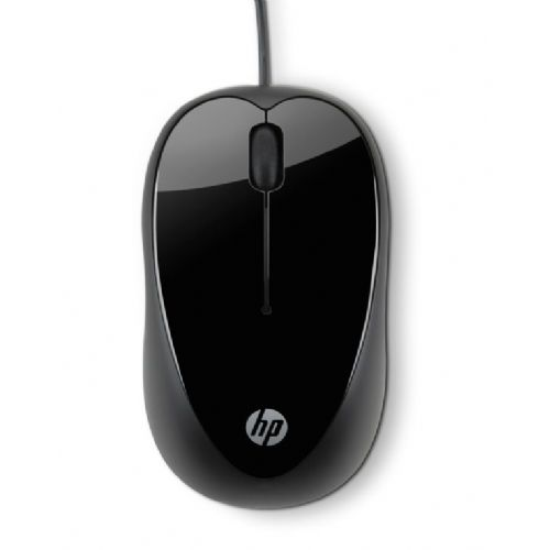 Miška HP X1000 USB optična (H2C21AA#ABB)