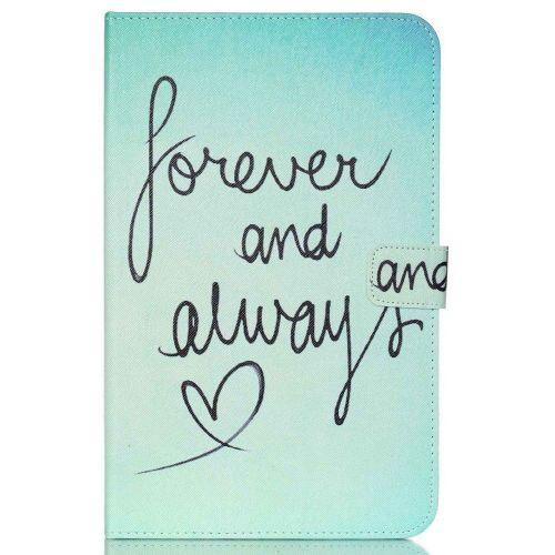 "Modni etui ""Forever and Always"" za Samsung Galaxy Tab E 9.6"