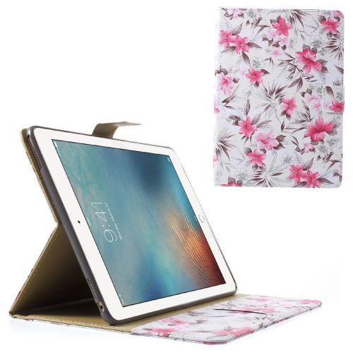 "Modni etui ""Gentle Flower"" za iPad Pro 9.7 - bel"