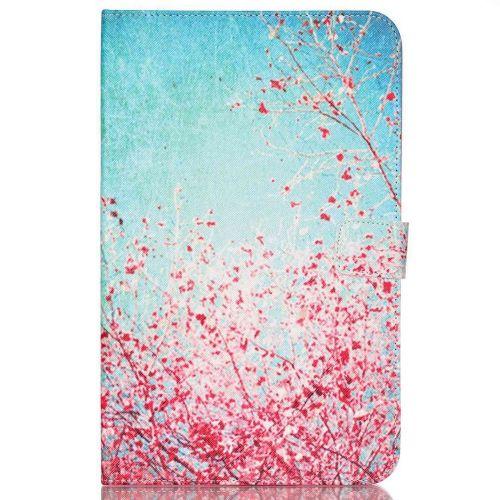 "Modni etui ""Vivid Flowers"" za Samsung Galaxy Tab E 9.6"