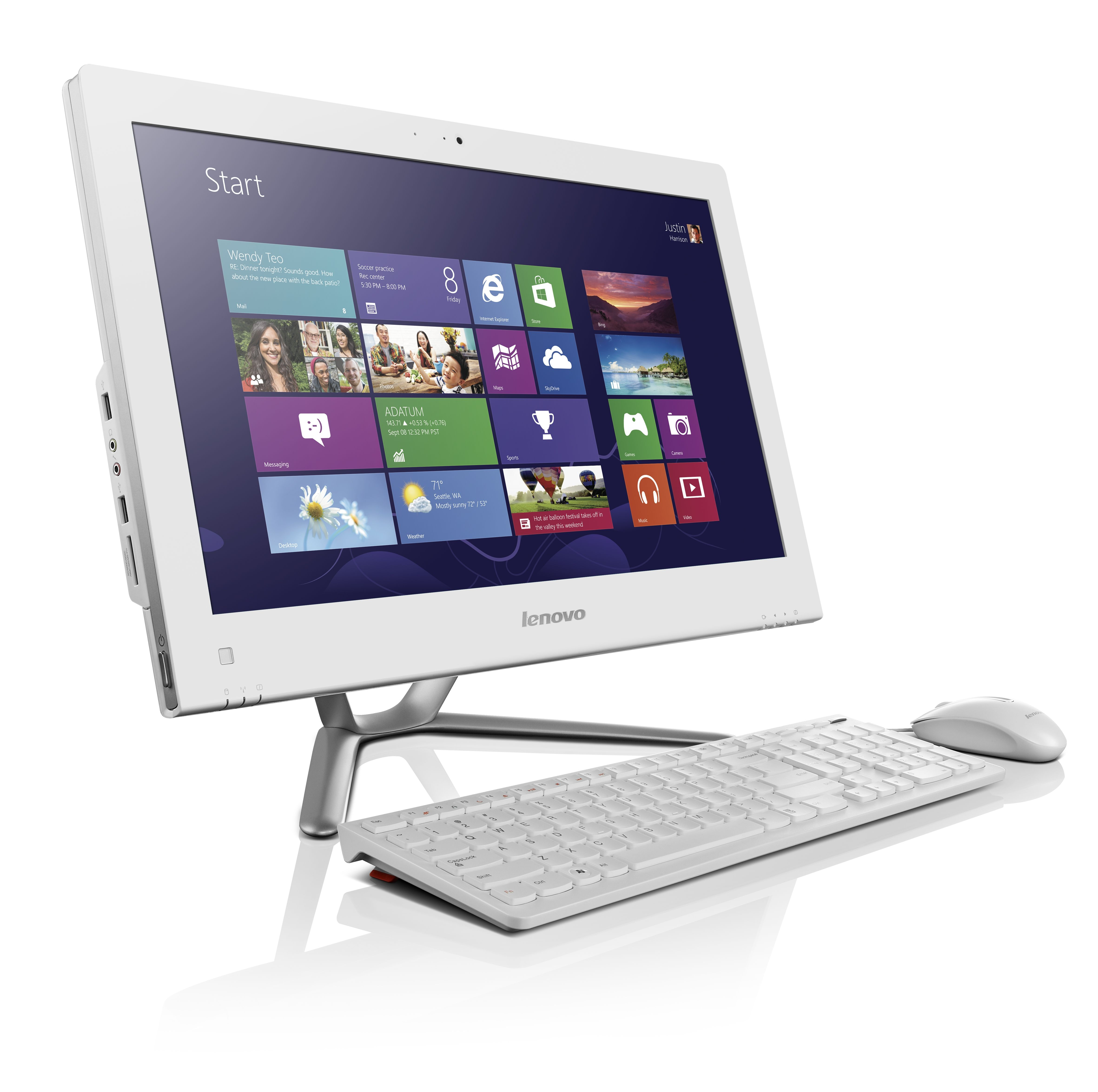 stopped advertising lenovo essential c340 all in one intel pentium g2020 cell