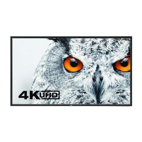 """NEC MultiSync X841UHD 214cm (84"""") UHD S-IPS LED LCD informacijski monitor"""