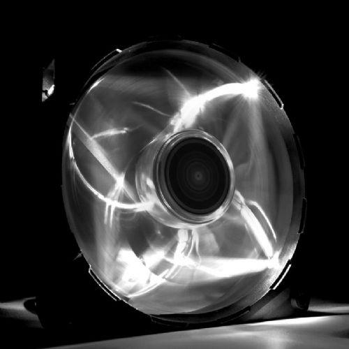 NZXT FZ 120mm (RF-FZ120-W1) bel LED ventilator