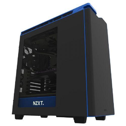 NZXT H440 Black/Blue midi ATX (CA-H442W-M4) črno modro ohišje
